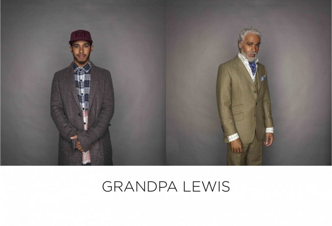 GRANDPA LEWIS – WORKING WITH CHAMPIONS